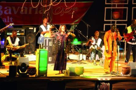 Musikfestival in Segou - Mali