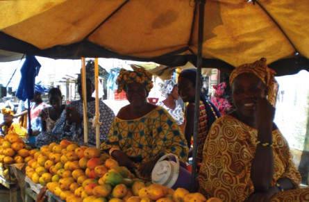 Markt in Kaolack