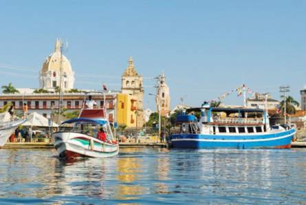 Kirche von San Pedro Claver in Cartagena