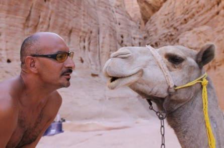 Reiseleiter Hossam Baioumy