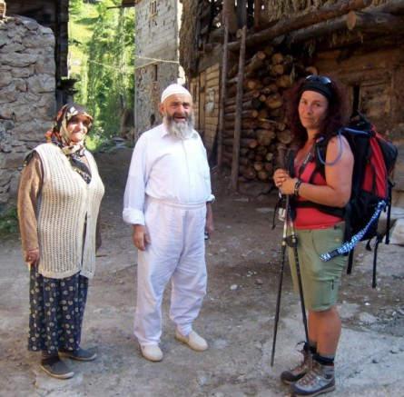 Kontakt mit Einheimischen (Dank Naciye kein Problem)