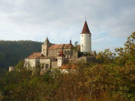 Burg Krivoklat