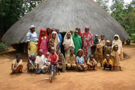 Jedes Kind ist ein Zeichen der Hoffnung für diese Welt – Sprichwort aus Kamerun