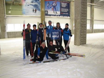 Skiopening in Oberhof 2010