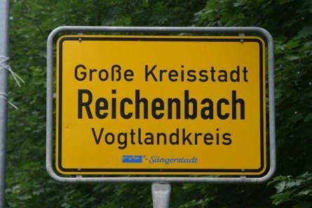 Willkommen in Reichenbach