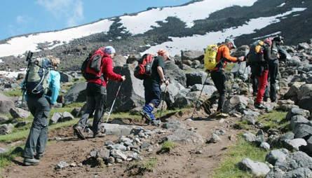Unterwegs – auf anderen Wegen zum Gipfel des Ararat