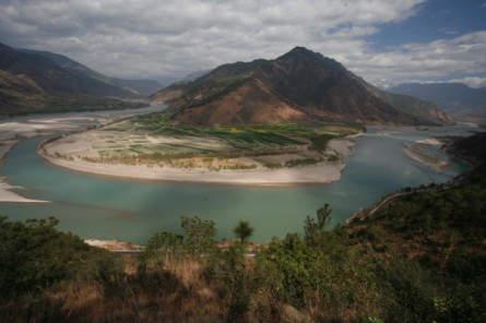 Während der Tour erhält man einen einmaligen Blick über den längsten Fluss Chinas - den Yangtse