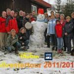 Gruppe Silvester 2011