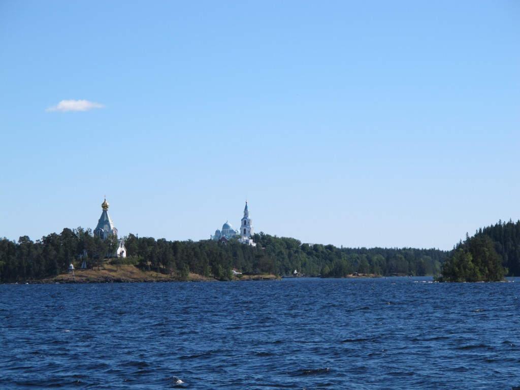 Kloster Valaam auf der gleichnamigen Insel im Ladoga-See
