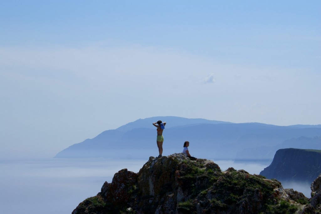 Taiga, Steppe, Hügel, Sandstrände - bei der Trekkingreise am Baikalsee entdecken