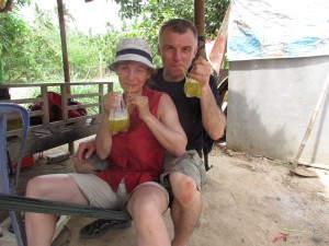 Familie Müller auf unserer Pilottour in Vietnam, Kambodscha, Thailand