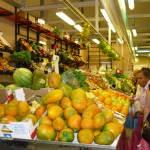 Markt von La Laguna