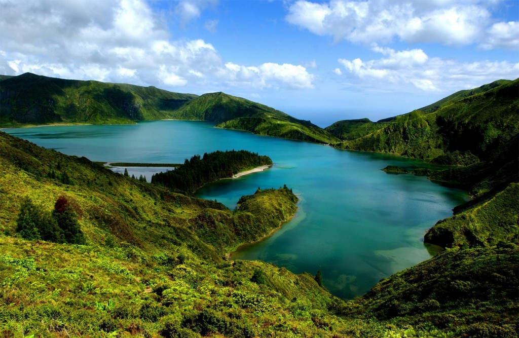 Sao Miguel - ein Traum in Blau und Grün