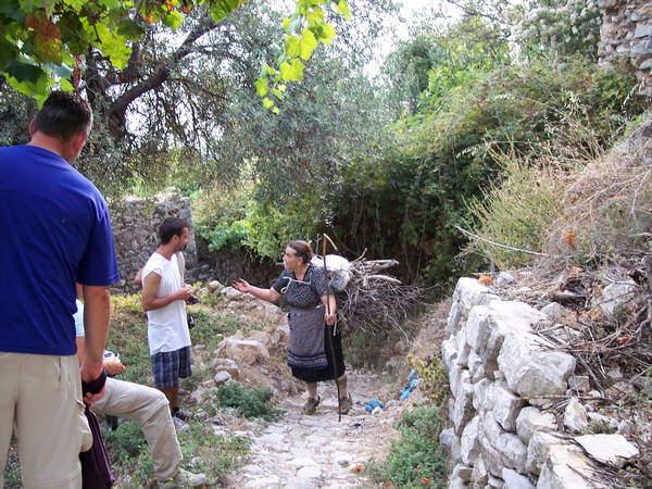 Begegnungen in Südalbanien