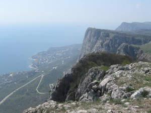 die zauberhafte Küste der Krim