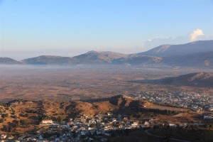 Die Lassithi-Hochebene - von hier aus startet die Gipfeltour zum Dikti