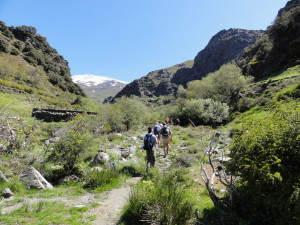 Spanien - Wandern in en Alpujarras