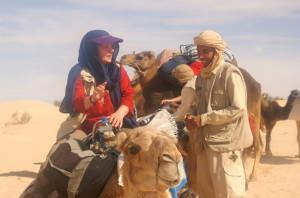 Tunesien - Quer durch die Sanddünen