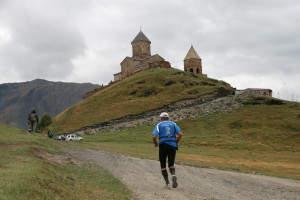 Eine Herausforderung für Geübte: der Kasbek-Marathon