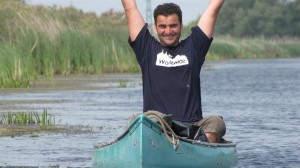 Reiseleiter Coco freut sich darauf, Ihnen das Donaudelta zu zeigen!