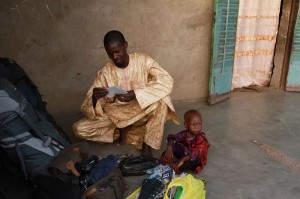 Mali: Besuch bei Freunden in Bamako