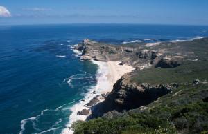 Ziel der Reise: das Kap der Guten Hoffnung nahe Kapstadt