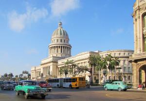 Das prächtige Capitolio in Havanna