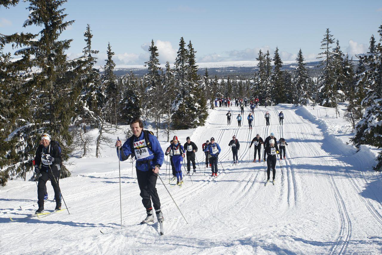 bericht ski marathon tartu