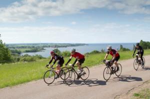 300km durch die traumhaft schöne Landschaft Mittelschwedens.