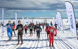 Ca. 14.000 Teilnehmer bewältigen die 54 geschichtsträchtigen Kilometer.