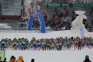 Der Demino Skimarathon kann über 50km FT oder 25km CT gelaufen werden.