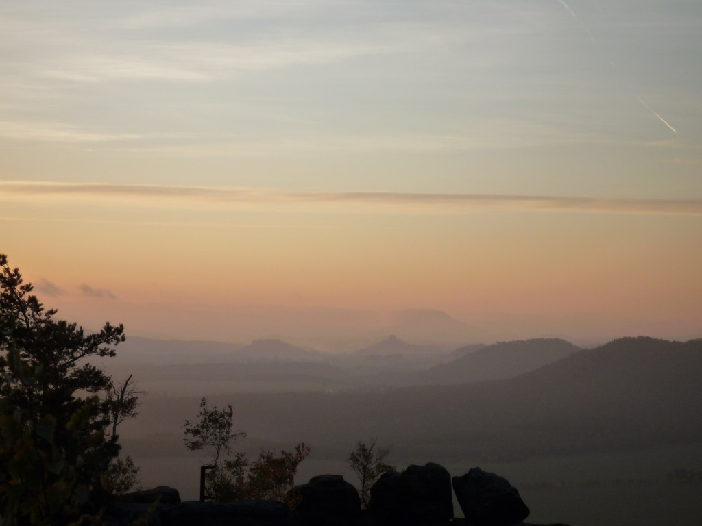 Die Sächsische Schweiz lädt zum Wandern ein