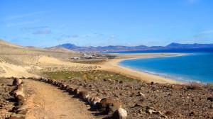 Laufen mit Aussicht - Fuerteventura hat tolle Laufstrecken direkt am Atlantik zu bieten.