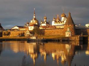 Solowezki-Kloster; Bild von Claus Berger