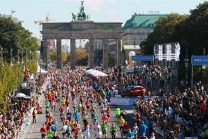 Über 40.000 Läufer werden beim 41. Berlin Marathon an den Start gehen. (Copyright PHOTORUNSCC EVENTS)