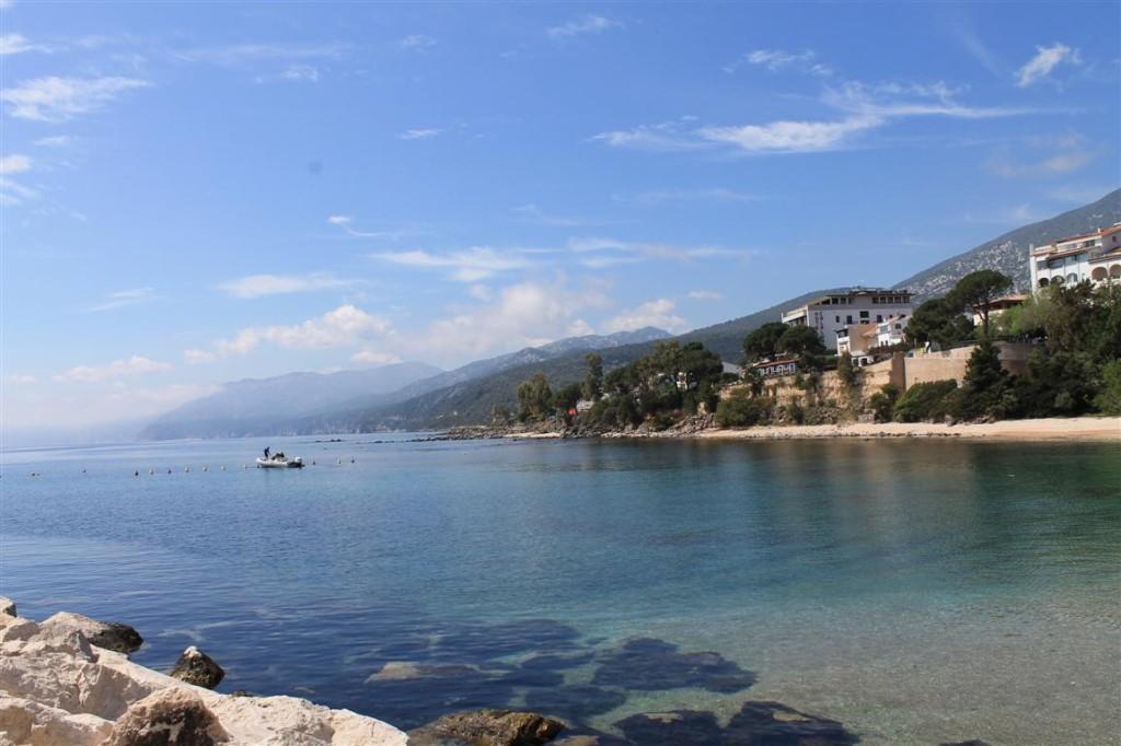 Abwechslungsreich: die Küsten Sardiniens