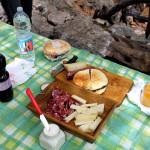 Kulinarische Köstlichkeiten gibt es bereits zu den Reisetagen