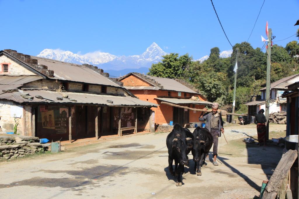 Nepal - auch abseits der 8000er ein Juwel