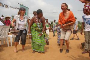 """Madame Dakar"" auf Tour"