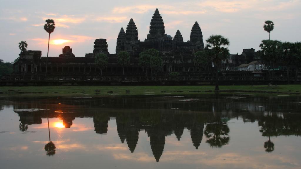 Angkor - die alte Königsstadt der Khmer