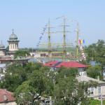 Blick vom Leuchtturm in Sulina