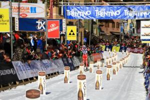 Nach 70 Kilometern hat sich jeder Teilnehmer seine Finishermedaille redlich verdient.
