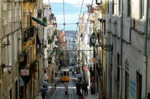 """Lissabon - laut CNN """"coolste Stadt Europas"""""""