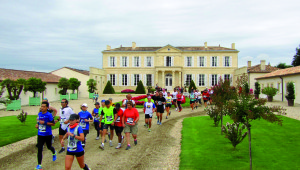 Ein traumhafter Marathon von Château zu Château