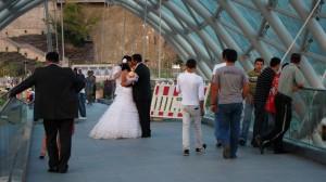Traditionen und Moderne treffen vor allem in Tbilissi aufeinander