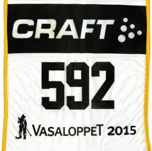 Begehrt: Startnummern für den Vasaloppet 2015