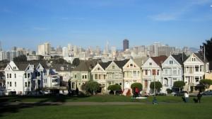 Die Straßen von San Francisco ...