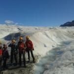 Bereit fürs Gletschertrekking