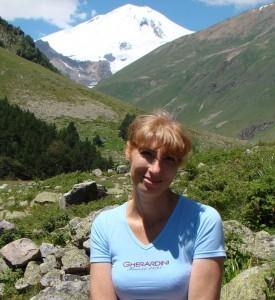 Ihre Reiseleiterin: Natalia Papka