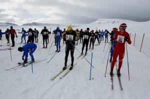 Der Fossavatn Skimarathon wird ein Worldloppet.